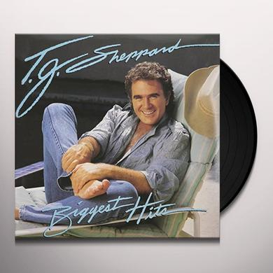 T.G. Sheppard BIGGEST HITS Vinyl Record
