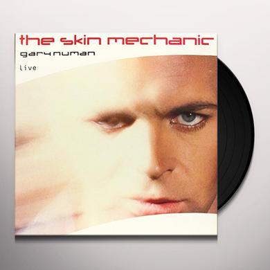 Gary Numan SKIN MECHANIC LIVE GATEFOLD Vinyl Record