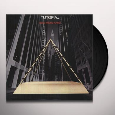 Utopia OOPS WRONG PLANET Vinyl Record