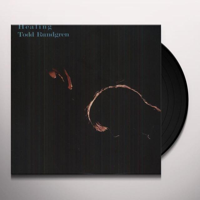 Todd Rundren HEALING Vinyl Record