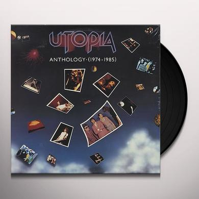 Utopia ANTHOLOGY (1974-85) Vinyl Record