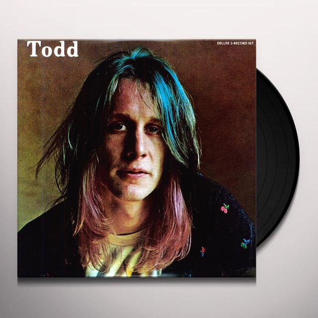 Todd Rundgren TODD Vinyl Record