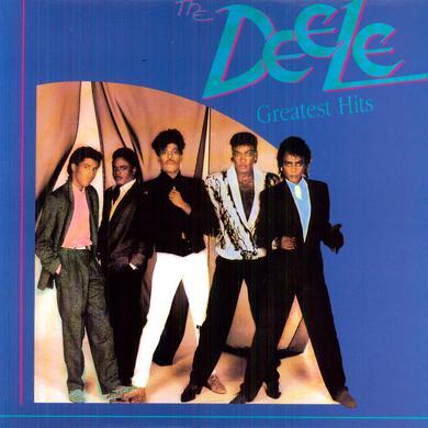 Deele GREATEST HITS Vinyl Record