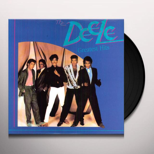 Deele GREATEST HITS Vinyl Record