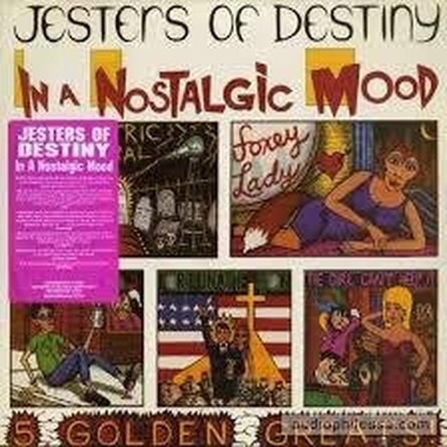 Jesters Of Destiny IN A NOSTALGIC MOOD Vinyl Record