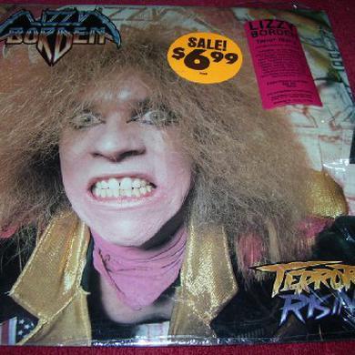 Lizzy Borden TERROR RISING Vinyl Record