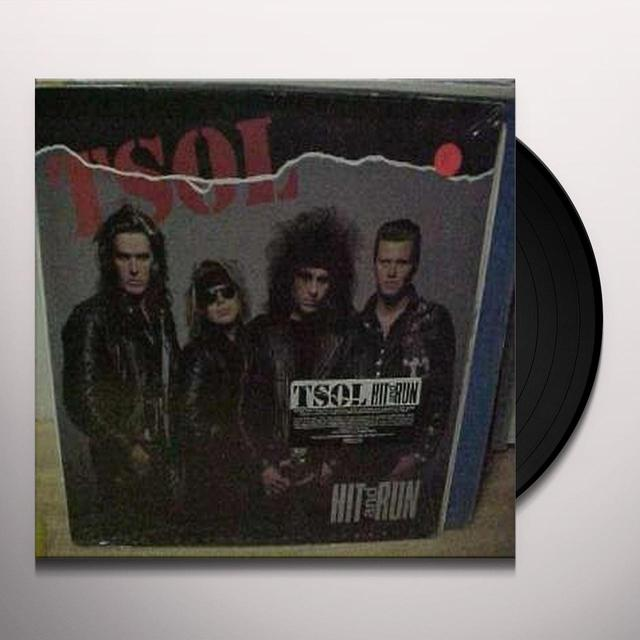 T.S.O.L. HIT & RUN Vinyl Record