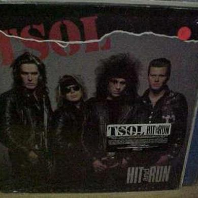 T.S.O.L. HIT & RUN Vinyl Record