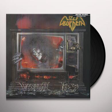 Lizzy Borden VISUAL LIES Vinyl Record