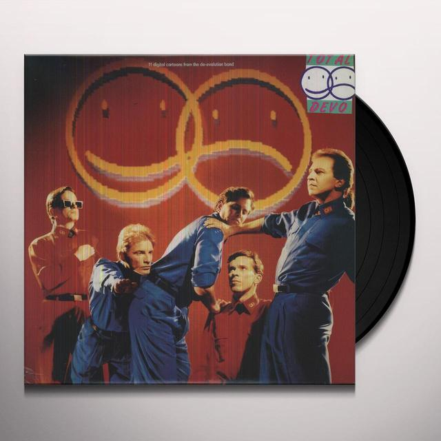TOTAL DEVO Vinyl Record