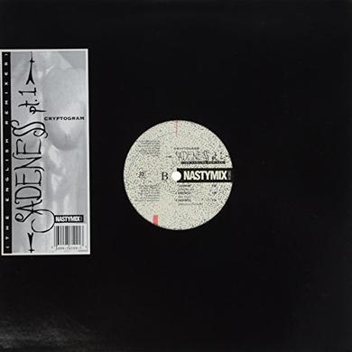 Cryptogram SADENESS (ENGLISH REMIXES) Vinyl Record