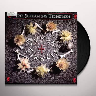 Screaming Tribesmen BONES & FLOWERS Vinyl Record