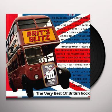 BRIT'S BLITZ / VARIOUS Vinyl Record