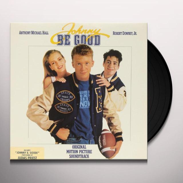 JOHNNY BE GOOD / O.S.T. Vinyl Record