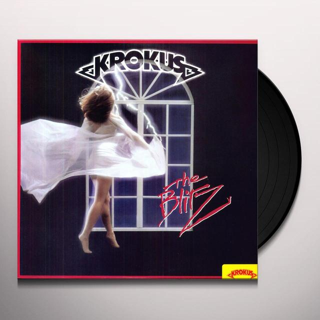 Krokus BLITZ Vinyl Record