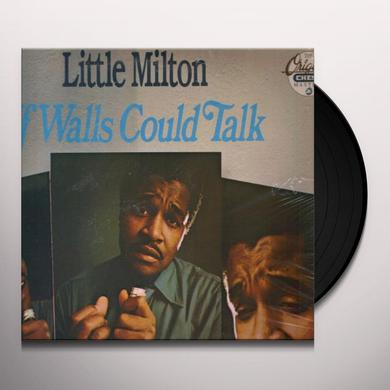 Little Milton IF WALLS COULD TALK Vinyl Record