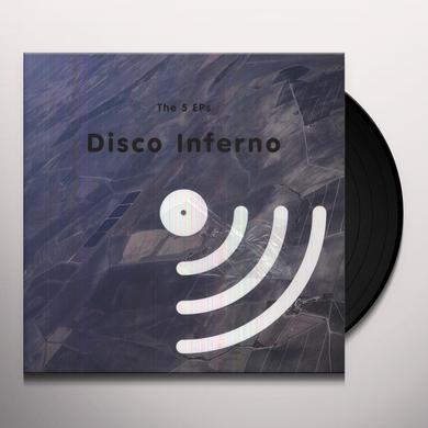 Disco Inferno 5 EPS Vinyl Record