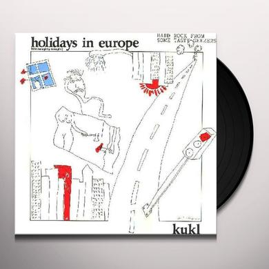 Kukl HOLIDAYS IN EUROPE: DIRECT METAL MASTERS Vinyl Record