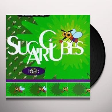 Sugarcubes ITS IT-DIRECT METAL MASTER Vinyl Record