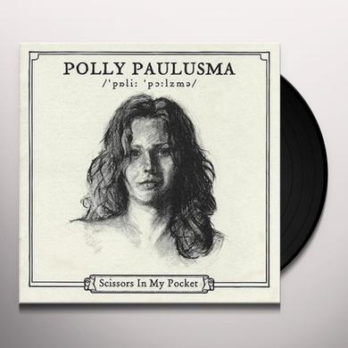 Polly Paulusma SCISSORS IN MY POCKET: DIRECT METAL MASTER Vinyl Record