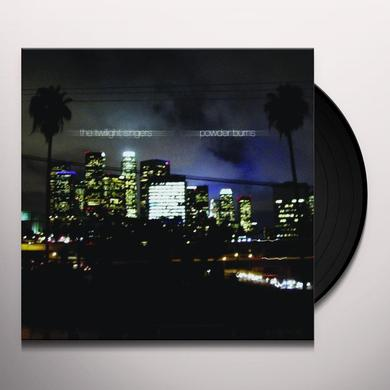 Twilight Singers POWDER BURNS: DIRECT METAL MASTER Vinyl Record
