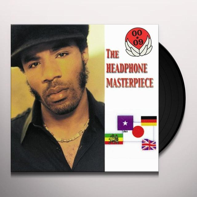 Cody Chesnutt HEADPHONE MASTERPIECE: DIRECT METAL MASTERS Vinyl Record
