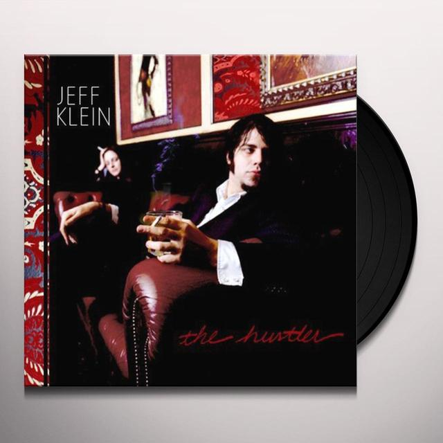 Jeff Klein HUSTLER: DIRECT METAL MASTER Vinyl Record