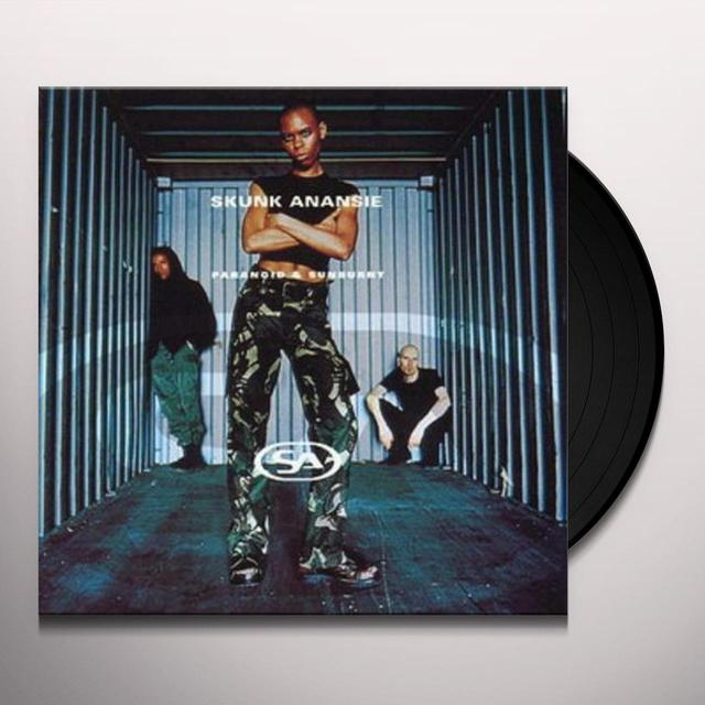 Skunk Anansie PARANOID & SUNBURNT Vinyl Record