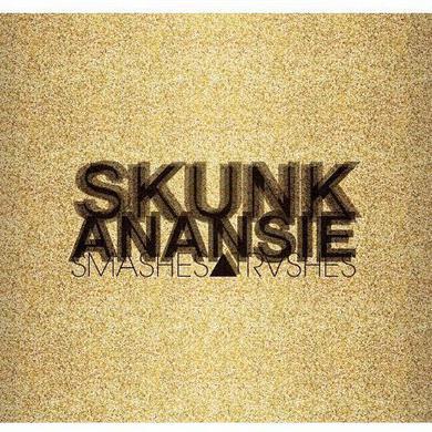 Skunk Anansie SMASHES & TRASHES Vinyl Record