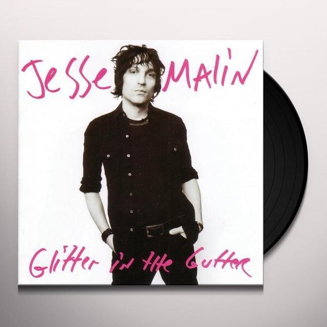 Jesse Malin GLITTER IN THE GUTTER Vinyl Record