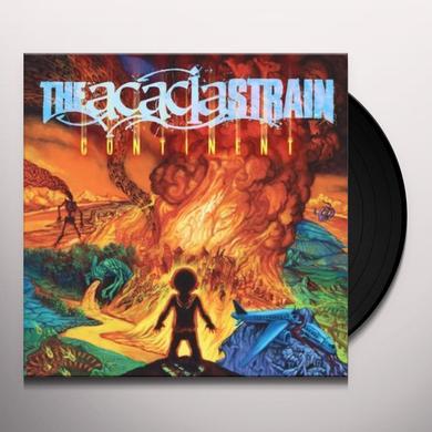 The Acacia Strain CONTINENT Vinyl Record