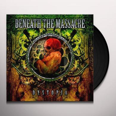 Beneath The Massacre DYSTOPIA Vinyl Record