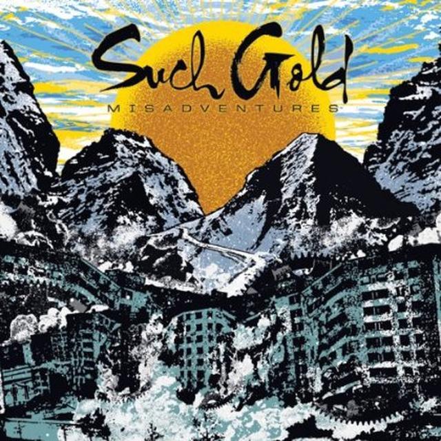 Such Gold MISADVENTURES Vinyl Record