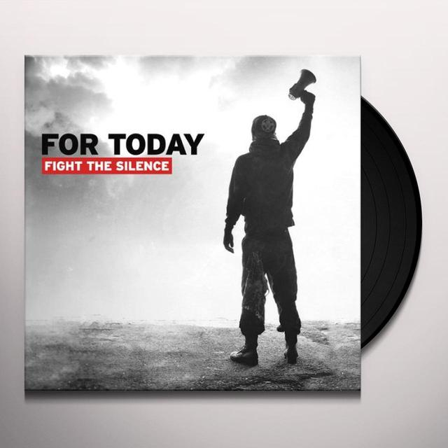 For Today FIGHT THE SILENCE Vinyl Record