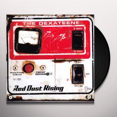 Dexateens RED DUST RISING Vinyl Record
