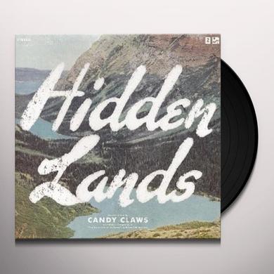 Candy Claws HIDDEN LANDS Vinyl Record