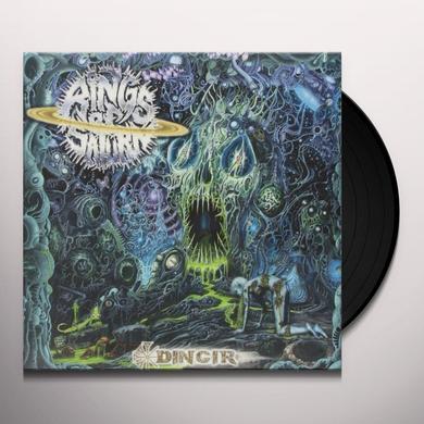 Rings Of Saturn DINGIR Vinyl Record