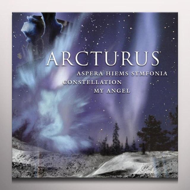 Arcturus ASPERA HIEMS SYMFONIA Vinyl Record