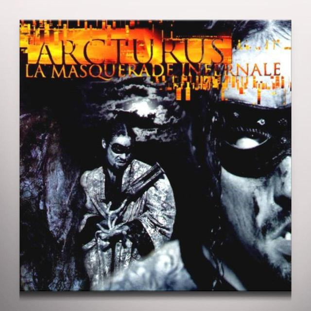 Arcturus MASQUERADE INFERNALE Vinyl Record - Colored Vinyl, Limited Edition, 180 Gram Pressing