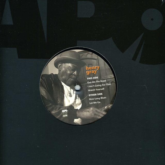 HENRY GRAY Vinyl Record