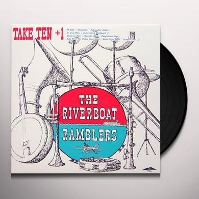 Riverboat Ramblers TAKE TEN Vinyl Record