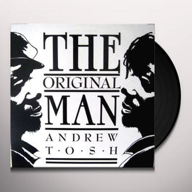 Andrew Tosh ORIGINAL MAN Vinyl Record