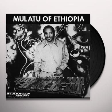 MULATU OF ETHIOPIA Vinyl Record
