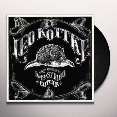 Leo Kottke 6 & 12 STRING GUITAR Vinyl Record