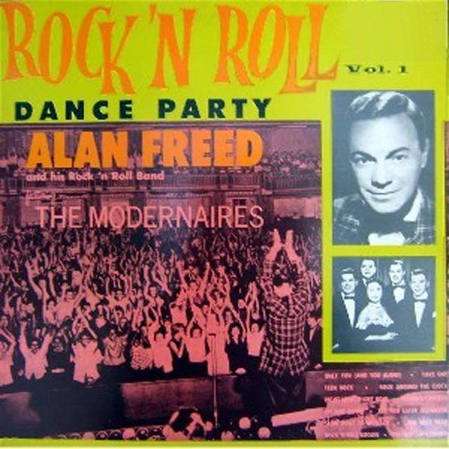 ROCK N ROLL DANCE PARTY / VARIOUS Vinyl Record