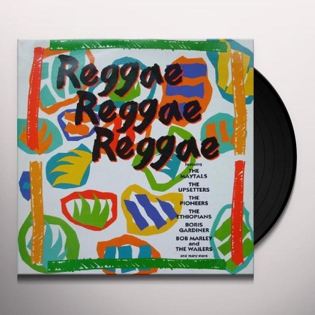 REGGAE REGGAE REGGAE / VARIOUS Vinyl Record
