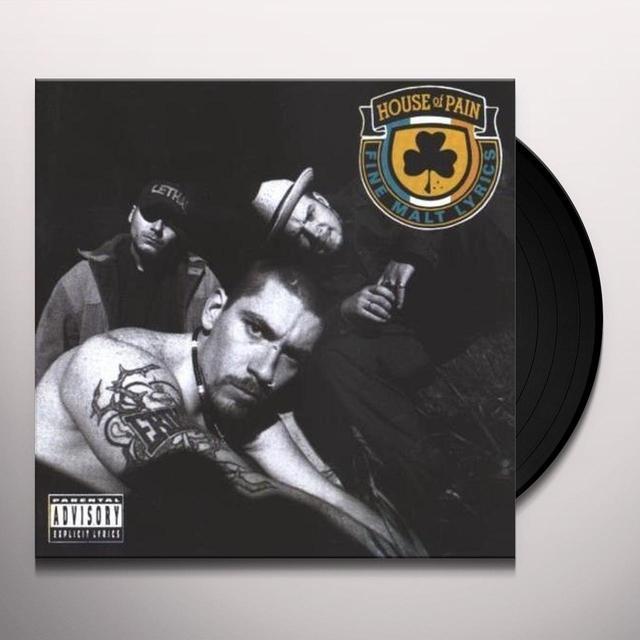 HOUSE OF PAIN Vinyl Record