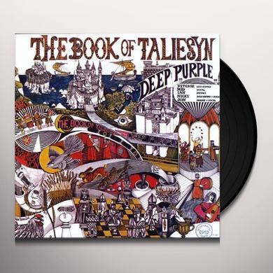 Deep Purple BOOK OF TALIESYN Vinyl Record