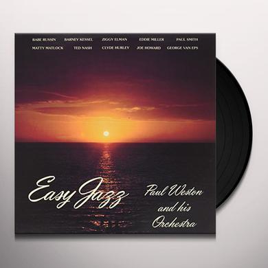 Paul Weston EASY JAZZ Vinyl Record