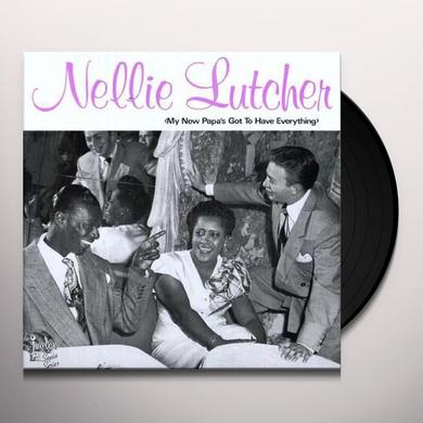 Nellie Lutcher MY NEW PAPA'S GOT TO HAVE EVERYTHING Vinyl Record